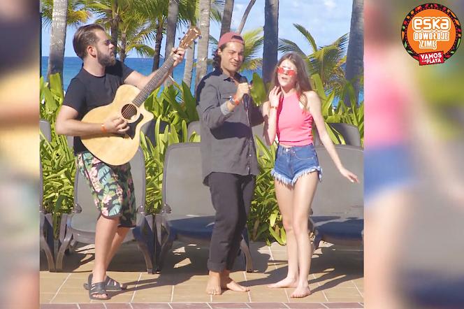 Myku Pyku śpiewa z Roksaną Węgiel! To najlepsze wideo, jakie zobaczycie!