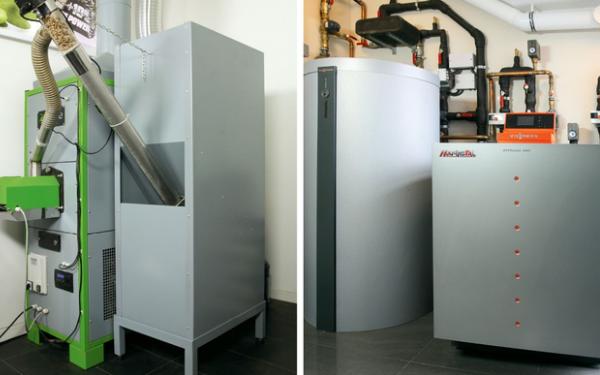 Kocioł na biomasę czy pompa ciepła: jakie ogrzewanie lepsze? Porównanie urządzeń